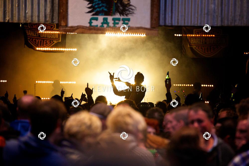 SCHIJNDEL - Het festival seizoen is geopend door Paaspop.  FOTO LEVIN DEN BOER - PERSFOTO.NU