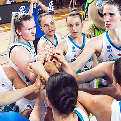 20190614: SLO, Basketball - Friendly match, Women, Slovenia vs Slovakia