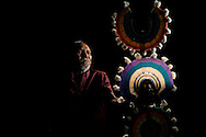 """""""These are traditional Ilma's, they represent the sky, the rainstorms and all, like a circle in the sky, they came with the dreaming""""..""""the Ilma's they are spiritual, it's all about life."""" Elder Roy Wiggan."""