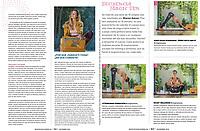 Yoga Journal Article - November 2018 Issue