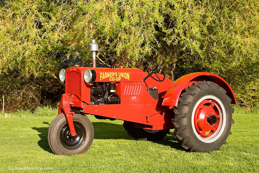 1936 Farmers Union Co-op No#1
