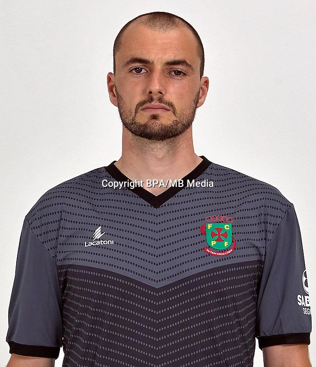 Portugal - Primera Liga NOS 2016-2017 /  <br /> ( FC Pacos de Ferreira ) - <br /> Mario Jorge Quintas Felgueiras &quot; Mario Felgueiras &quot;