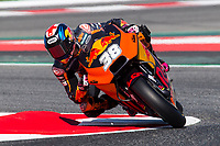 Bradley Smith of Great Britain and RedBull KTM Factory Team  rides during free practice for the MotoGP of Catalunya at Circuit de Catalunya on June 10, 2017 in Montmelo, Spain.(ALTERPHOTOS/Rodrigo Jimenez)