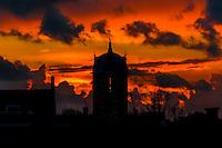 ALKMAAR - Alkmaar by night,  Heeren van Sonoy, hof, zonsondergang, aankleding, alkmaar prachtstad prachtstad