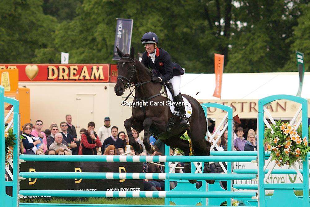 Equi-Trek Bramham International Horse Trials 2012 CIC3*<br /> Nicola Wilson and Opposition Buzz