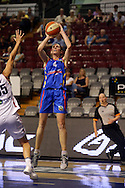 NBL 18/01/2014 Adelaide Lightning vs Logan Thunder at Adelaide Arena