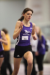 London, Ontario ---11-01-22---   Brittany Hambleton of the Western Mustangs competes at the 2011 Don Wright meet at the University of Western Ontario, January 22, 2011..GEOFF ROBINS/Mundo Sport Images.