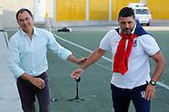 Leo Ramos y Alfredo Arias