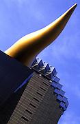 The Golden Flame, Asakusa,Tokyo