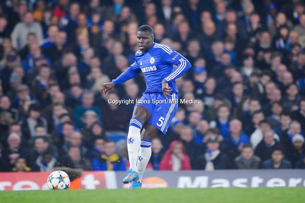 Kurt ZOUMA - 11.03.2015 - Chelsea / Paris Saint Germain - 1/8Finale Champions League<br />Photo : Johnny Fidelin / Icon Sport