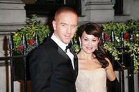 Damian Lewis; Helen McCrory, BFI Gala charity dinner, 8 Northumberland Avenue, London UK, 08 October 2013, Photo by Richard Goldschmidt