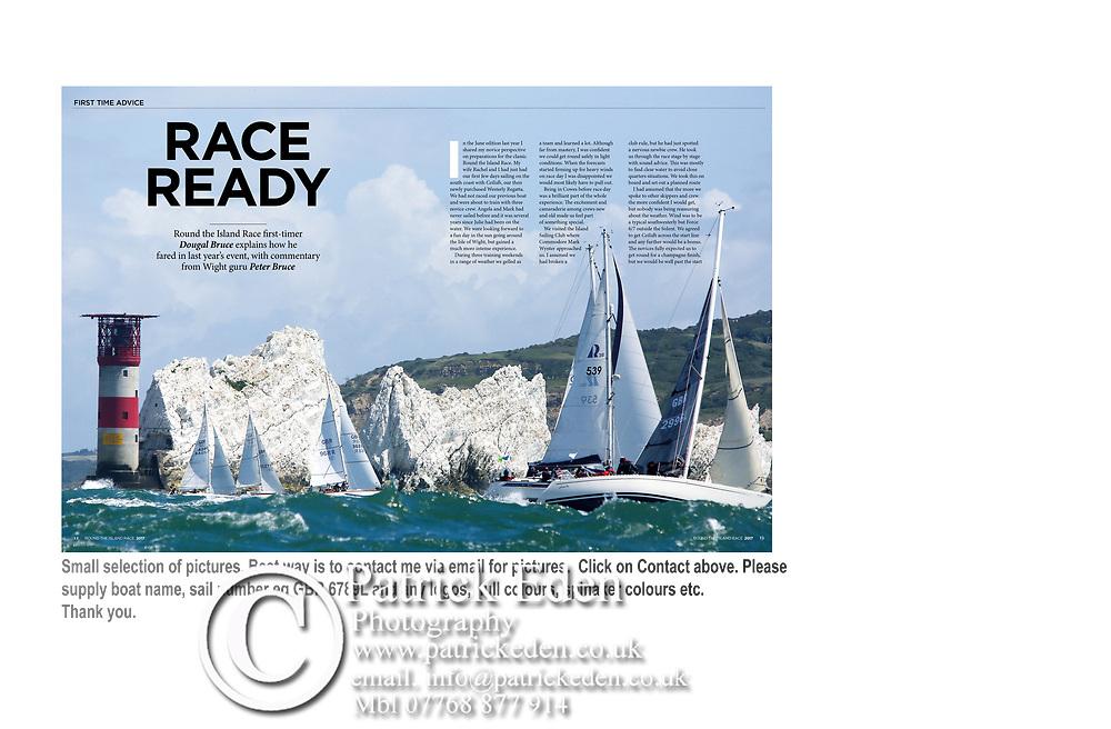 2017 Round the island Race,