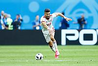 Ramin Rezaeian (Iran)<br /> Saint Petersburg 15-06-2018 Football FIFA World Cup Russia  2018 <br /> Morocco - Iran / Marocco - Iran <br /> Foto Matteo Ciambelli/Insidefoto