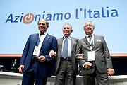 2013/07/11 Roma, assemblea annuale dell'Associazione Nazionale Costruttori Edili. Nella foto .<br /> Rome, Builders National Association annual meeting. In the picture  - &copy; PIERPAOLO SCAVUZZO