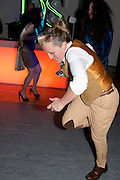 NESSIE STONEBRIDGE, TODÕS Art Plus Drama Party 2011. Whitechapel GalleryÕs annual fundraising party in partnership. Whitechapel Gallery. London. 24 March 2011.  with TODÕS and supported by HarperÕs Bazaar-DO NOT ARCHIVE-© Copyright Photograph by Dafydd Jones. 248 Clapham Rd. London SW9 0PZ. Tel 0207 820 0771. www.dafjones.com.<br /> NESSIE STONEBRIDGE, TOD'S Art Plus Drama Party 2011. Whitechapel Gallery's annual fundraising party in partnership. Whitechapel Gallery. London. 24 March 2011.  with TOD'S and supported by Harper's Bazaar-DO NOT ARCHIVE-© Copyright Photograph by Dafydd Jones. 248 Clapham Rd. London SW9 0PZ. Tel 0207 820 0771. www.dafjones.com.