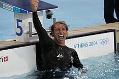 20040816 Olympics Athens 2004 Svømning/Swimming Ian Thorpe