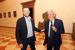 FABIO BULGARELLI E WALTER MATTIOLI