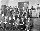 1958 – 01/02 Irish Shell - Reception for 25 Year Staff Members