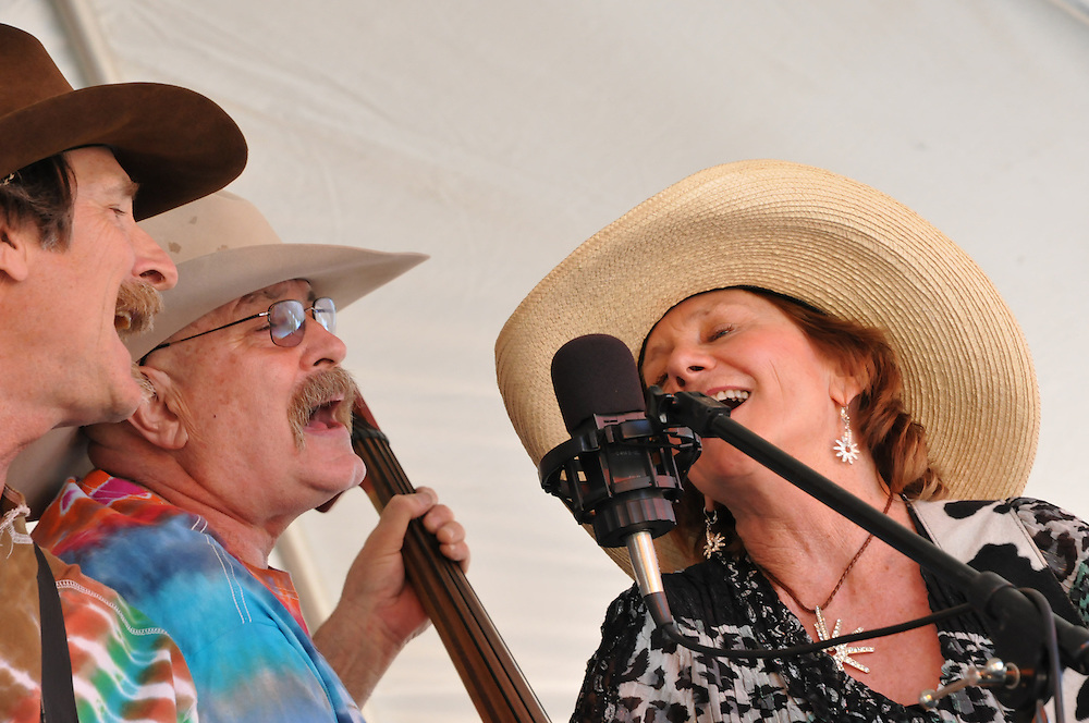 Way Out West concert at the 2011 Tucson Folk Festival. Event photography by Martha Retallick.