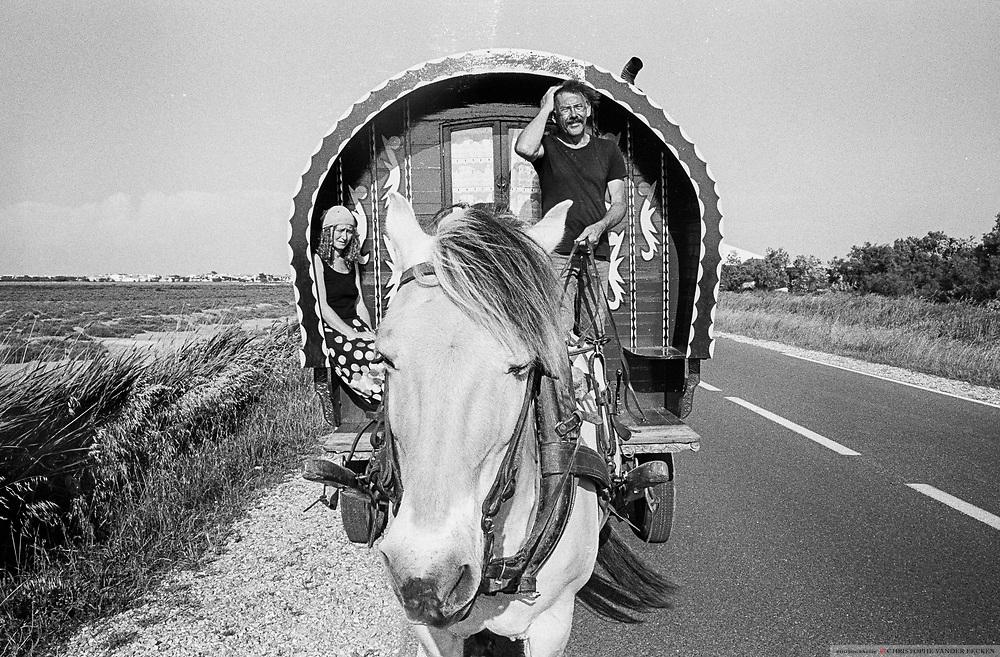 Gypsies in France