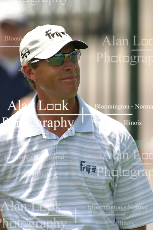 28 June 2005<br /> <br /> Jeff Brehaut.<br /> <br /> Tuesday practice session at the 2005 Cialis Western Open. Dubsdread, Cog Hill Golf Course, Lemont, IL