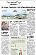 Worldcom Headquarters- Mississippi  The New York Times