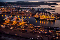 Harbor Island, Port of Seattle