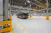 WMATA Bus Body and Paint Facility Photography