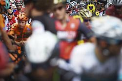 June 17, 2017 - Schaffhausen, Schweiz - Schaffhausen, 17.06.2017, Radsport - Tour de Suisse, Feature die Fahrer am Start der Tour de Suisse. (Credit Image: © Melanie Duchene/EQ Images via ZUMA Press)