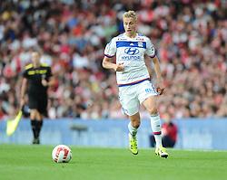 Ulrich Jenssen of Lyon  - Mandatory by-line: Joe Meredith/JMP - 25/07/2015 - SPORT - FOOTBALL - London,England - Emirates Stadium - Arsenal v Lyon - Emirates Cup