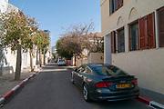 Israel, Tel Aviv, Neve Tzedek, established 1887 and was the first Jewish settlement outside of Jaffa. In 1909 Neve Tzedek neighbourhood was incorporated into Tel Aviv. Bustanai street