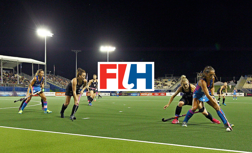iNew Zealand, Auckland - 22/11/17  <br /> Sentinel Homes Women&rsquo;s Hockey World League Final<br /> Harbour Hockey Stadium<br /> Copyrigth: Worldsportpics, Rodrigo Jaramillo<br /> Match ID: 10304 - ARG vs NZL<br /> Photo: