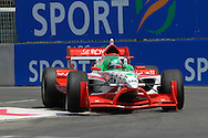 DURBAN, South Africa, Team Lebanon's Khalil Beschir (20th 1:19:286) during the third practice session held as part of the A1GP race weekend in Durban, South Africa on Saturday 23 February 2008.  Photo: SportsPics/SPORTZPICS