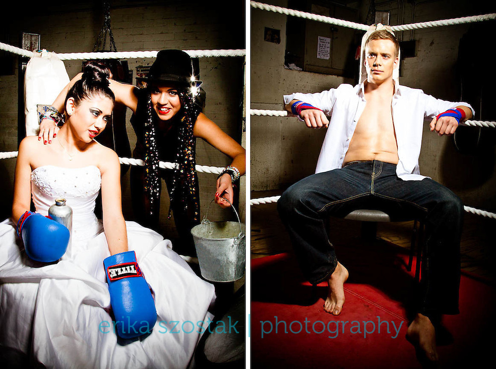 Photography &amp; production: Erika Szostak<br />