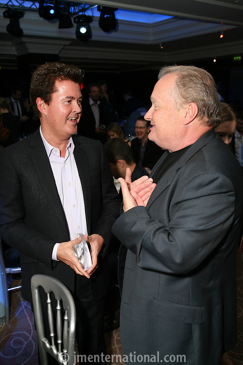 Simon Fuller and Chris Morrison CMO Management
