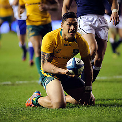 Scotland v Australia | Autumn Test | 23 November 2013