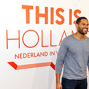 NLD/Amsterdam/20180201 - Presentatie This is Holland, Davy Eduard King