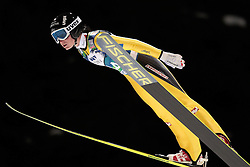 14.12.2012, Skisprunganlage, Ramsau, AUT, FIS Ski Sprung Weltcup, Damen, im Bild Jaqueline Seifriedsberger (AUT) during womens FIS Ski Jumping world cup at the Skijumping Arena, Ramsau, Austria on 2012/12/14. EXPA Pictures © 2012, EXPA/ Federico Modica