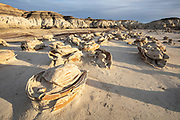 Bisti Badlands of New Mexico