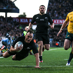 Bledisloe Cup Rugby - All Blacks v Wallabies