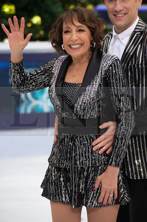 © Licensed to London News Pictures. 18/12/2018. London, UK. Didi Conn attends a photocall for the launch of ITV's Dancing On Ice new series. Photo credit: Ray Tang/LNP