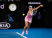 Ashleigh Barty of Australia in action during her third-round match at the 2019 Australian Open Grand Slam tennis tournament on January 18, 2019 at Melbourne Park in Melbourne, Australia - Photo Rob Prange / Spain ProSportsImages / DPPI / ProSportsImages / DPPI
