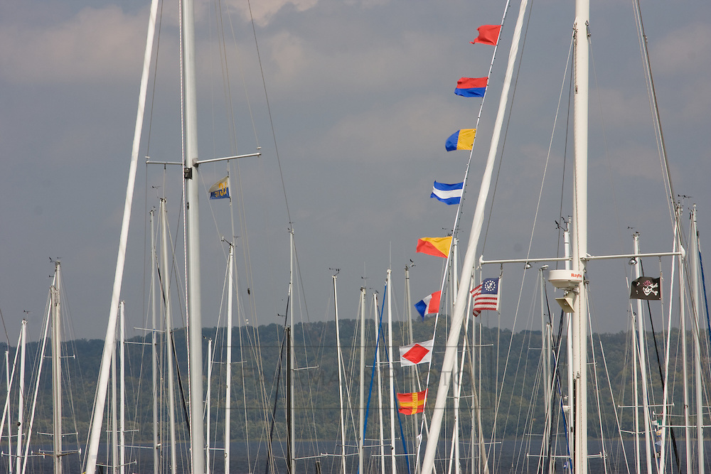 Sites and sights in the Lake City, Minnesota.  Lake City is across Lake Pepin from Stockholm Wisconsin