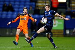 Brett Pitman of Ipswich Town in action - Mandatory byline: Matt McNulty/JMP - 08/03/2016 - FOOTBALL - Macron Stadium - Bolton, Lancashire - Bolton Wanderers v Ipswich Town - SkyBet Championship