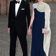 NLD/Apeldoorn/20070901 - Viering 40ste verjaardag Prins Willem Alexander, aankomst Erfprins Alois en erfprinses Sophie van Liechtenstein