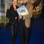 NLD/Utrecht/20150921 - Film premiere 'Holland – Natuur in de Delta', Frans lemmens en Marjolijn van Steeden