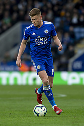 March 9, 2019 - Leicester, Leicestershire, United Kingdom - Harvey Barnes of Leicester City  during the Premier League match between Leicester City and Fulham at the King Power Stadium, Leicester on Saturday 9th March 2019. (Credit Image: © Mi News/NurPhoto via ZUMA Press)