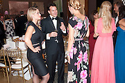 PRINCESS KHALIYA AGA KHAN, SEAN GILBERTSON; JENNY BARCHFIELD, Triennial Summer Ball, Royal Academy. Piccadilly. London. 20 June 2011. <br /> <br />  , -DO NOT ARCHIVE-© Copyright Photograph by Dafydd Jones. 248 Clapham Rd. London SW9 0PZ. Tel 0207 820 0771. www.dafjones.com.