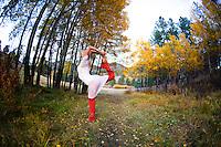 Siva Rea at Estes Park, COLORADO