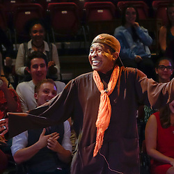 Tony-Winning Actor Ben Vereen Holds Center Stage at The Ring